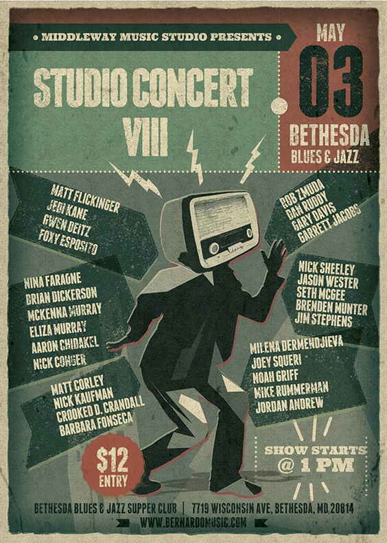 Studio Concert 08