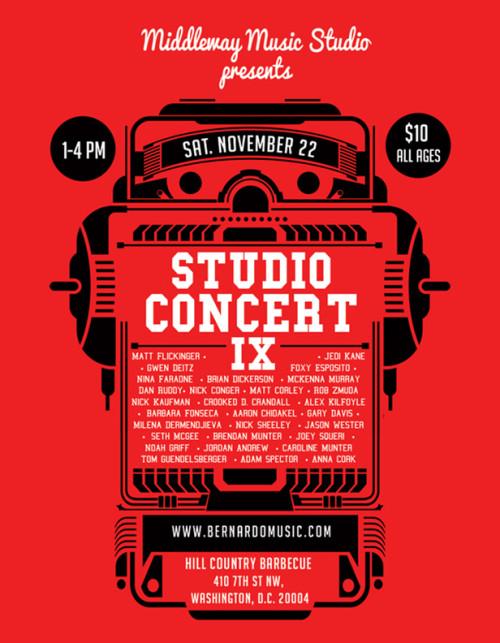 Studio Concert 09