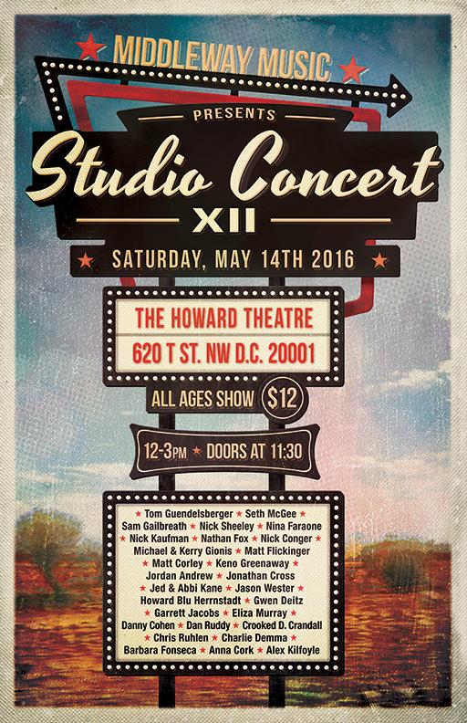 Studio Concert 12